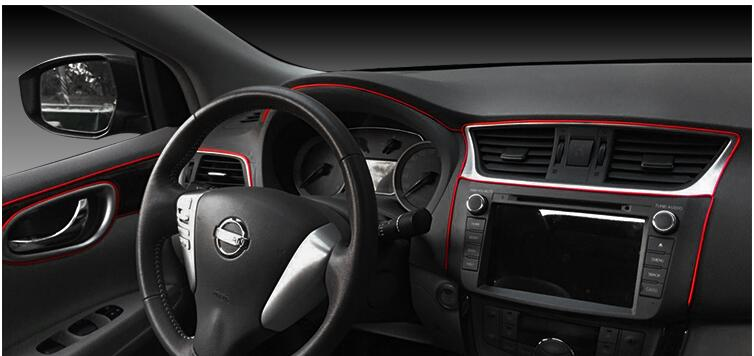Linea adesivi auto decorativi accessori per fiat viaggio for Accessori decorativi