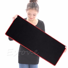 XL PC Laptop Computer Rubber Gaming Mouse Pad Mat Large Big Size 600*300 *2mm Mousepad Color Sent at Random DN001