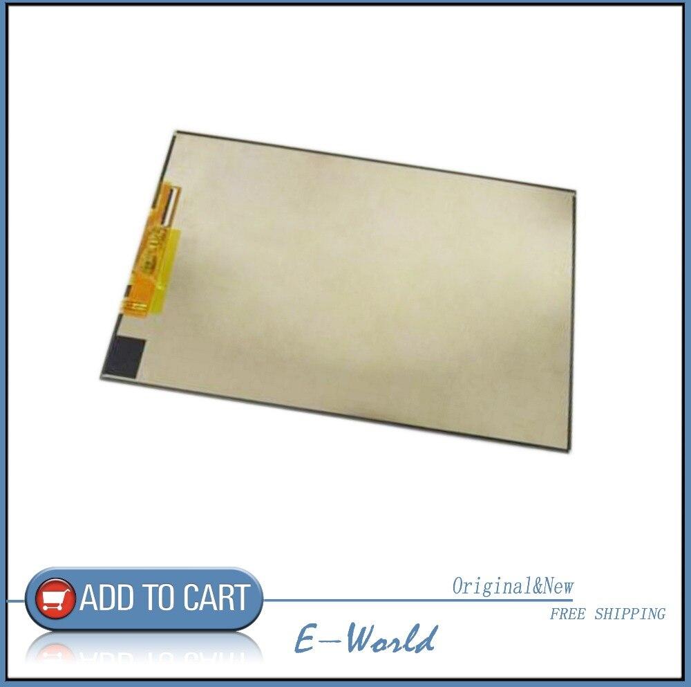 Écran LCD d'origine 10.1 pouces 40pin pour tablette Texet TM-1067 livraison gratuite (même version d'image)