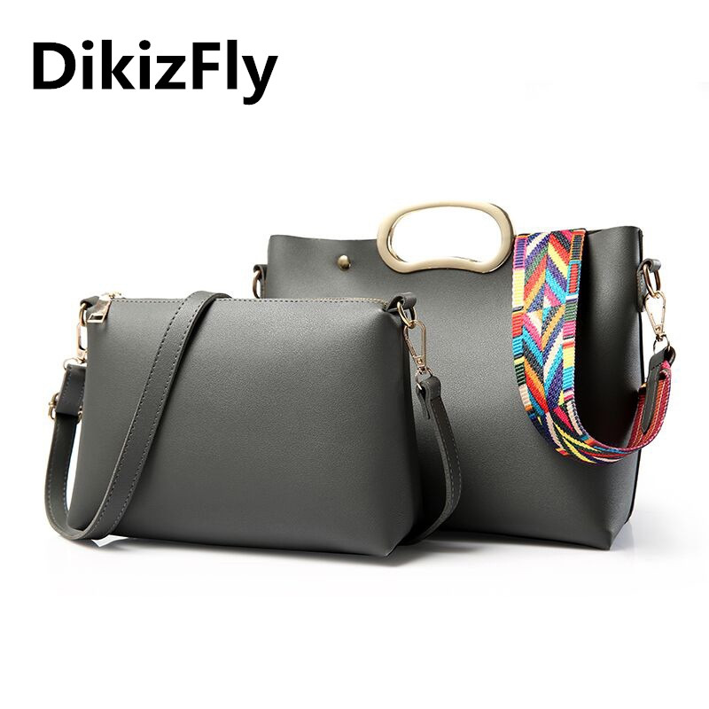 New handbags European and American Style Composite bag totes Solid women bags fashion Shoulder messenger bag Business bag bolsas 2017 autumn european and american fashion women s handbags high end atmosphere banquet tote bag dhl speedy shipping