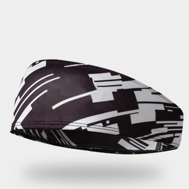 Men/Women Headband Multi-function Anti-sweat Belt Sports Sweat Head Band Hair Band Sweatband Tennis Basketball Yoga Headband 4