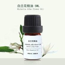 Wholesale 50ml 100% Pure & Natural Michelia Alba Flower Oil / Magnolia
