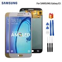 AMOLED For SAMSUNG Galaxy E5 LCD Display Touch Screen Digitizer Display For Galaxy E5 E500 E500M E500F E500H Screen LCD Display