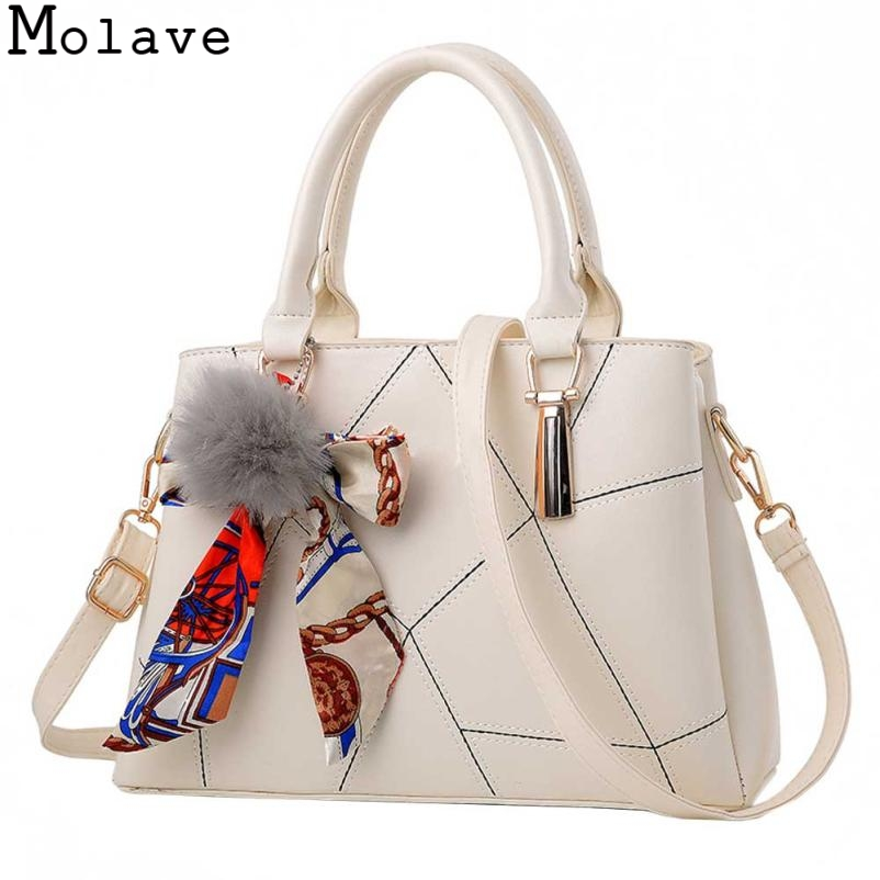 Molave Handbag Fashion wome bags Shoulder tote bag Casual Tote for Women & Girls bag Wallet Bags female Donne Handbags DEC11 ...