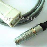 Invivo spo2 adapter cable to Nellcor sensors