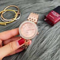 CONTENA montre en or Rose femmes montres de luxe femmes montres strass dames montre horloge montre femme relogio feminino