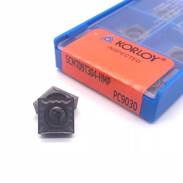Blade 100% Original high quality SCMT09T304 SCMT09T308 HMP PC9030 Internal Turning tool carbide insert for stainless steel