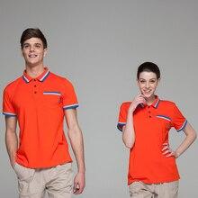 Fashion Restaurant Hotel Kithchen Waiter Waitress Polo Shirt 100% Cotton More Color Unisex