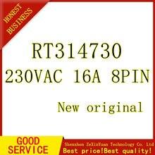 4PCS RT314730 230VAC 16A 8PIN Novo Relé originais