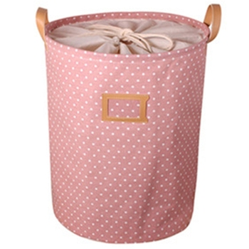 Waterproof Laundry Basket Gift Bag Clothes Storage Basket Home Clothes Bucket Children'S Toys Storage Laundry Basket laundry basket curver infinity 59 l gray