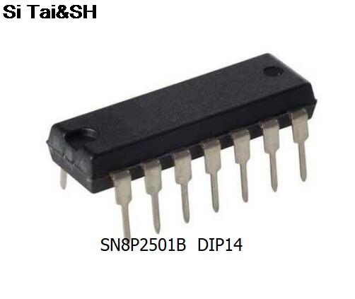 SN8P2501B SN8P2501 SN8P2501BPB DIP14  Integrated Circuit