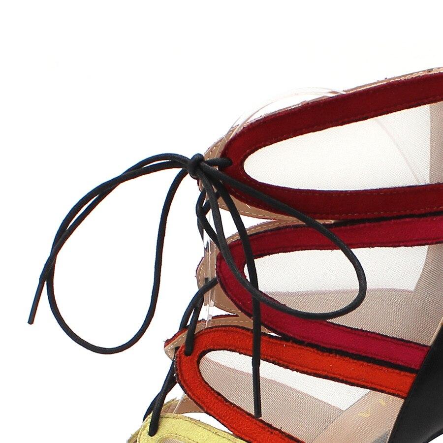 ENMAYLA Fashion Sexy Stiletto Heel Pumps Әйелдер - Әйелдер аяқ-киімі - фото 4