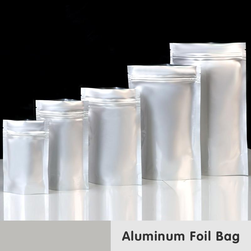 Capacidad del soporte Papel de aluminio grande Cierre con cremallera - Organización y almacenamiento en la casa - foto 2