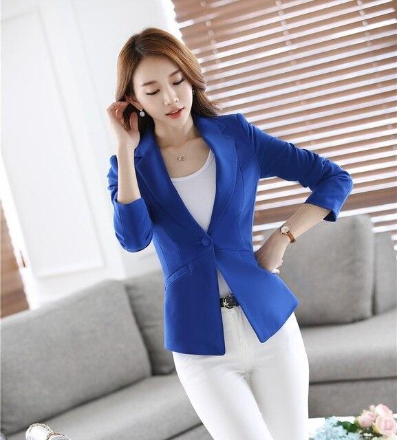 promo code 69308 bff1d Donna Blu Giacca Blu Blu Elegante Blu Elegante Elegante ...