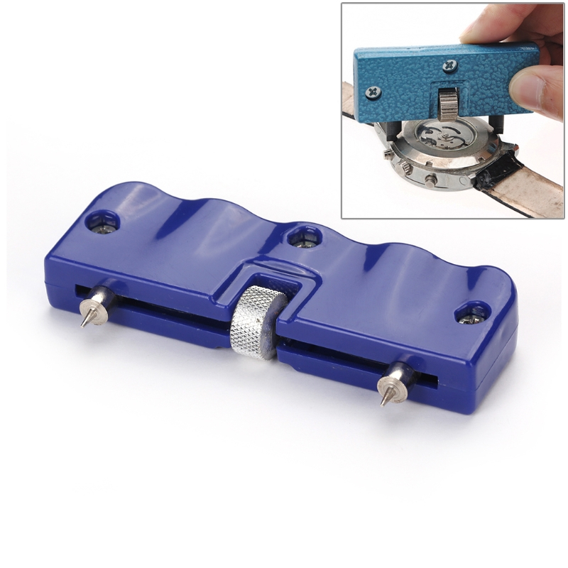 Adjustable Watch Back Case Cover Opener Remover Wrench Jewelry ToolS Watchmaker -W128