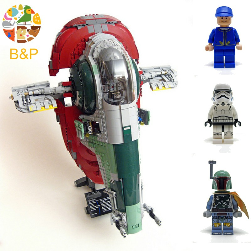 lepin 05037 2067Pcs Star wars Slave One Model Building Blocks Set Bricks Toys For Children Gift 75060 Educational toys худи print bar hypster flower