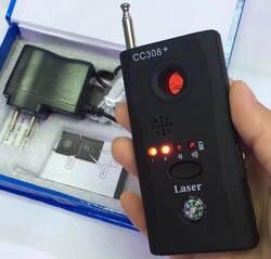 Полный диапазон Анти-шпион ошибка детектор мини-камера RF скрытый шпионский сигнал детектор GSM устройство Finder защита частной жизни защита