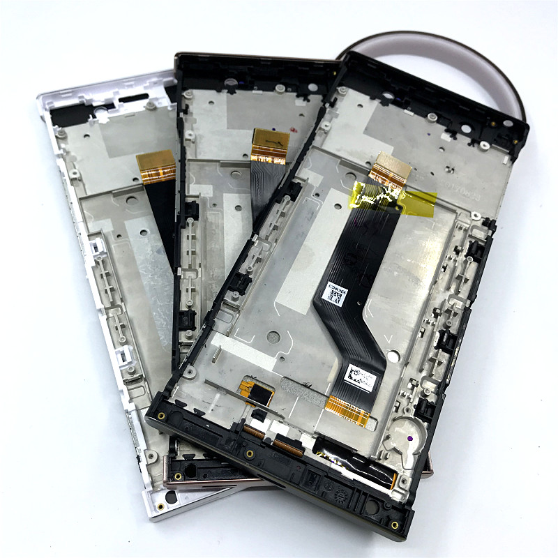 Image 2 - For Sony Xperia XA1 Ultra G3221 G3212 G3223 G3226 Lcd Screen Display WIth Touch Glass Digitizer Assembly Repair Parts with frame-in Mobile Phone LCD Screens from Cellphones & Telecommunications