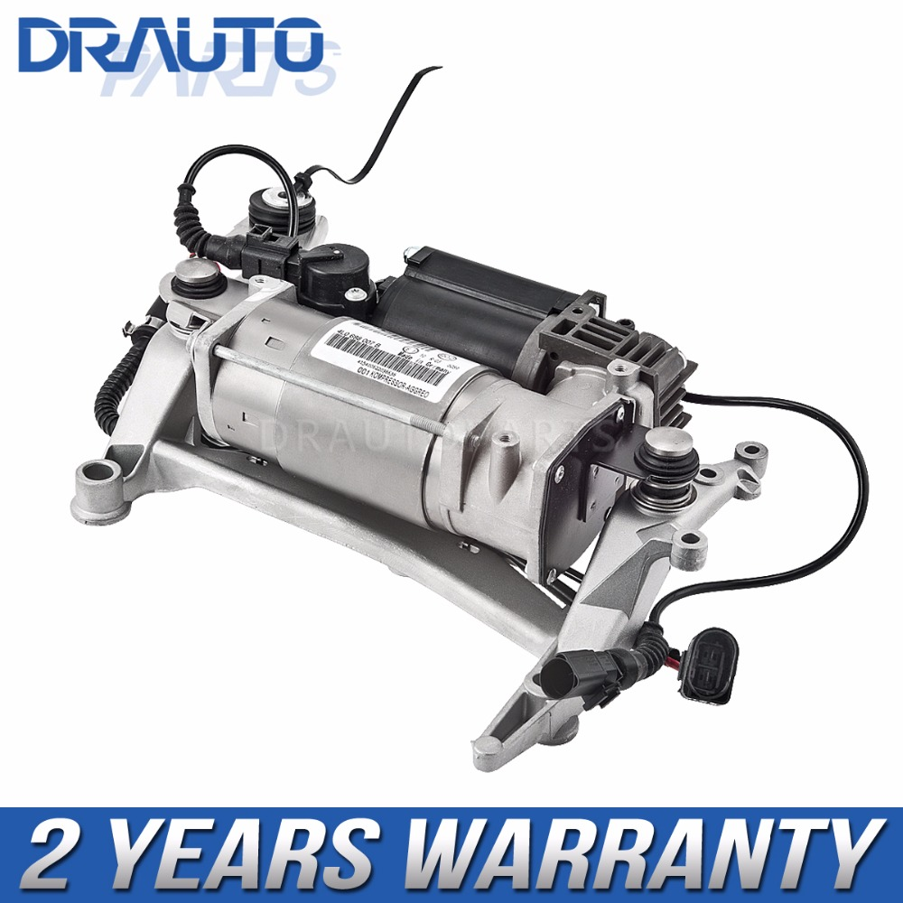 Automobiles & Motorcycles Official Website Air Suspension Compressor Pump For Audi Q7 2007-2011 Porsche Volkswagen Oe#4l0 698 007b As Effectively As A Fairy Does