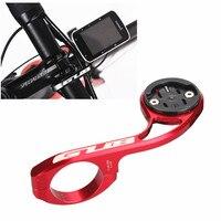 Uchwyt Rozszerzenie Kierownica Rower MTB Drogowe Bike Computer Komputer Kamery GoPro Góra Dla GARMIN CATEYE