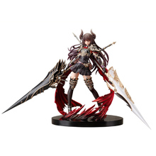 28cm sexy Rage of Bahamut - Deardragoon Dark Dragoon Forte 1/8 Complete Figure NOF0