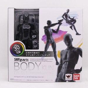 Image 5 - SHFiguarts corps KUN corps CHAN Mannequins modernes figurine dessin croquis modèle avec support pour appareil photo lignes ensemble de papeterie