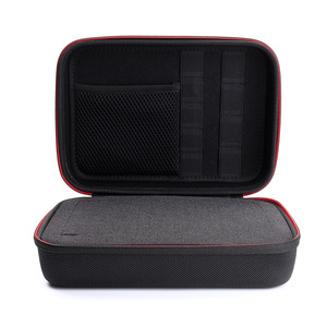 Image 3 - Hard Portable Carry Shockproof Case Bag for ZOOM H1, H2N, H5, H4N, H6, F8, Q8 Handy Music Recorders, Charger, Mic Tripod Adapter
