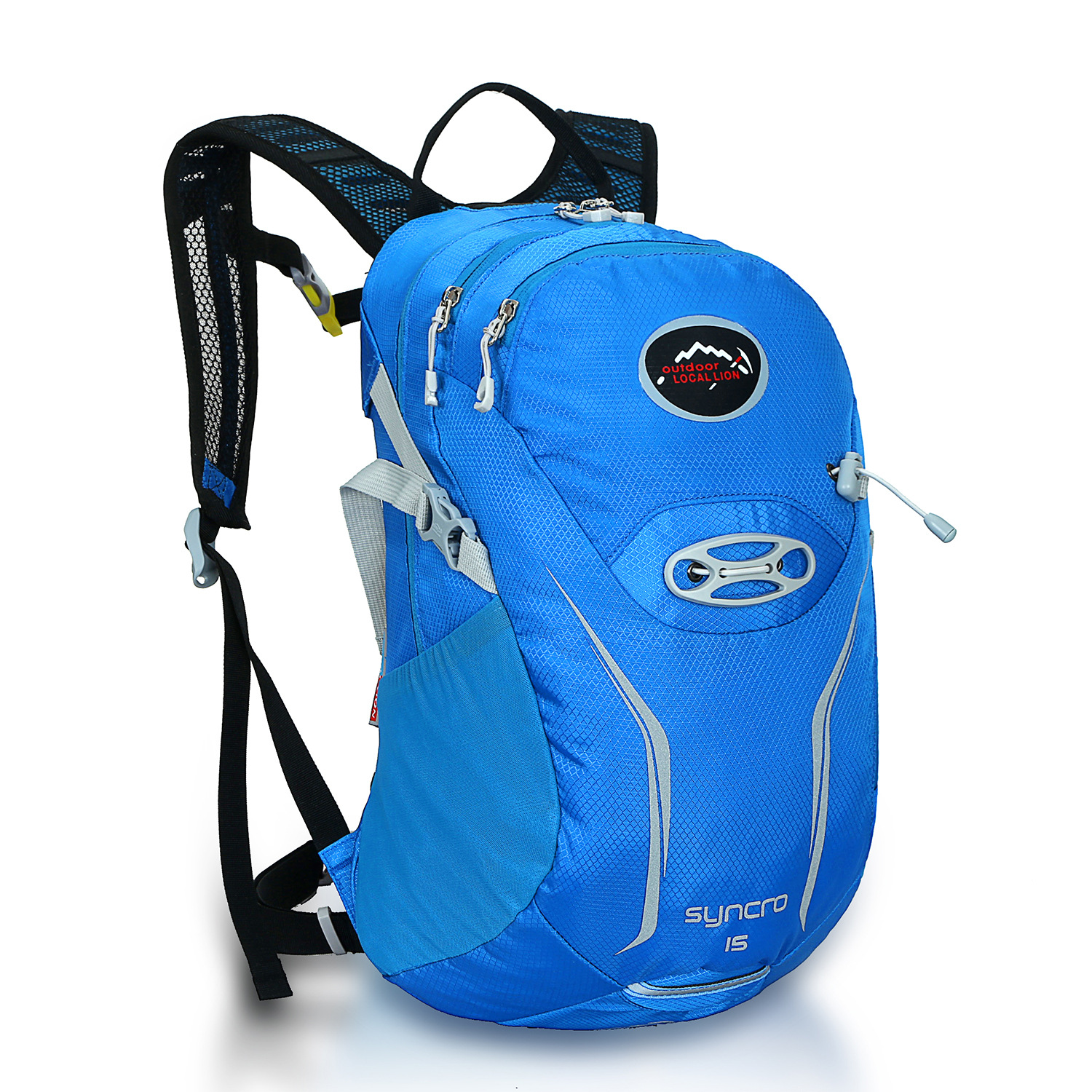 Capacità Impermeabile Tempo Color purple Fitness E blue Viaggio Grande Da Green Color Di Sacchetto grass orange Campeggio Libero B144 Alpinismo Trekking Esterna red Color Black green dark Color Green Ciclismo Zaino Sport 25l Color R5qAwxnIZv