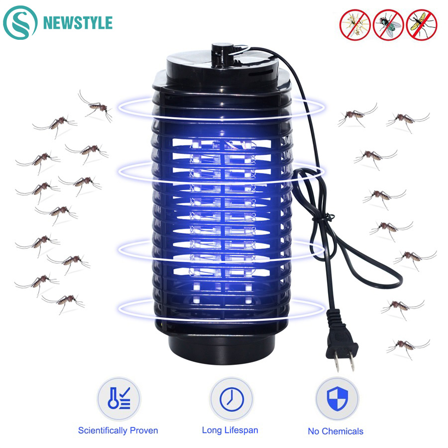 Outdoor Electric Mosquito Killer Lamp Les
