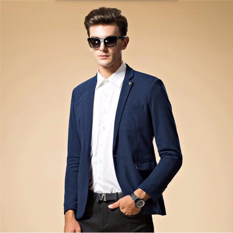 6.1Blue and red men suits jacket elegant stlish groom wedding tuxedos jaket single breasted work formal suits jacket