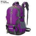 TTGTACTICAL 50L Multiuse Waterproof Backpack Large Capacity Nylon Zip Backpack Unisex Casual Travel Backpack