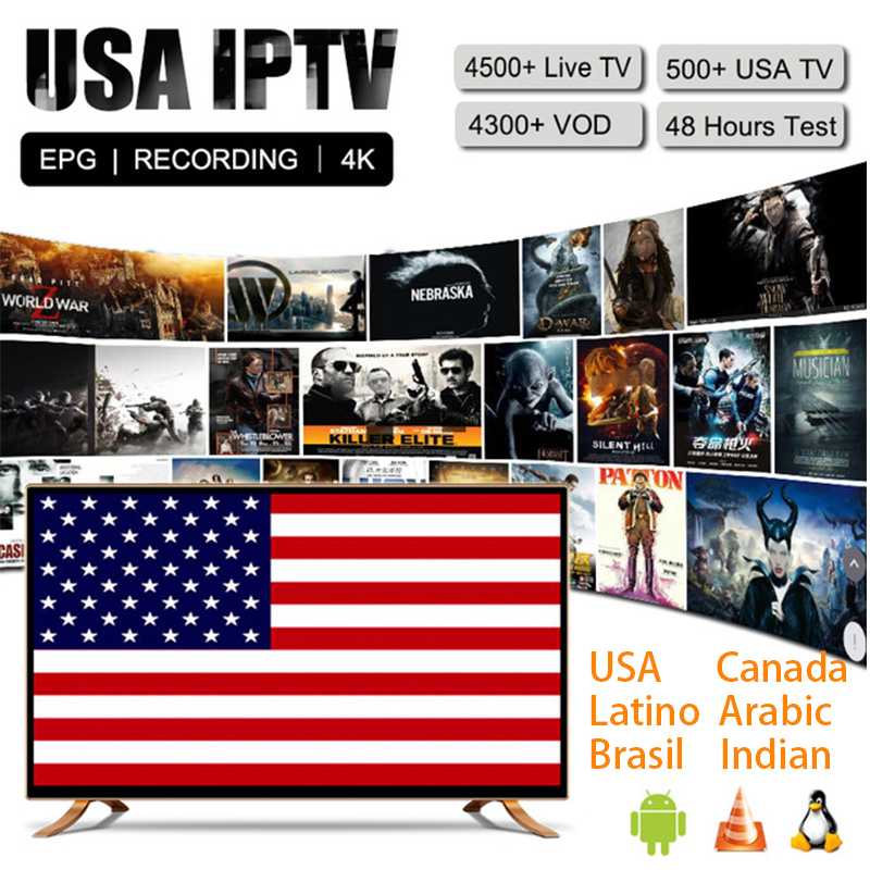 Worldwide delivery iptv subscription usa canada in NaBaRa Online