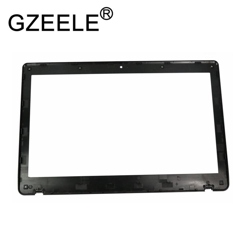 GZEELE New For Asus K52 A52 X52 K52f K52J K52JK A52JR X52JV A52J Lcd Front Cover Bezel Case 13GNXZ1AM044-1 B Shell