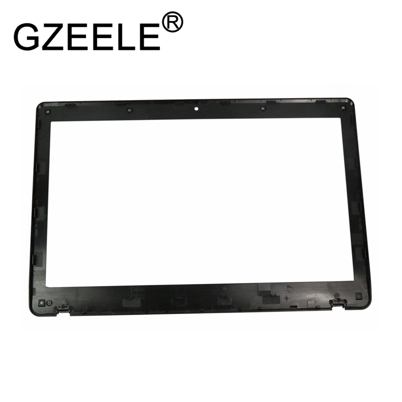GZEELE new For Asus K52 A52 X52 K52f K52J K52JK A52JR X52JV A52J Lcd Front Cover Bezel case 13GNXZ1AM044-1 B Shell new for asus k52 k52j k52f k52jr a52 x52 lcd back cover lcd front bezel cover 13n0 gua0a11 13gnxm1ap051 1