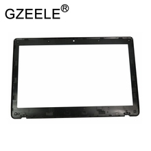 GZEELE new For Asus K52 A52 X52 K52f K52J K52JK A52JR X52JV A52J Lcd Front Cover Bezel case 13GNXZ1AM044 1 B Shell