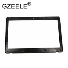 GZEELE nuevo para Asus K52 A52 X52 K52f K52J K52JK A52JR X52JV A52J Lcd Front Cover bisel 13GNXZ1AM044-1 B shell(China)
