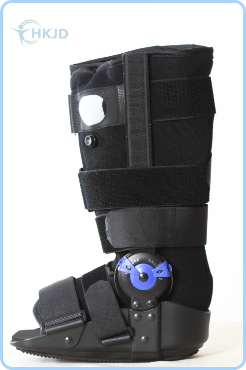 Adjustable Ankle Walking Foot Boot Sprain Support Walker Braces Supports Treatment for Ankle Fractures Rehabilitation mld lf 1127 ankle supports