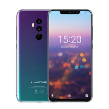 """UMIDIGI Z2 4G Smartphone Android 8.1 Phablet 6.2"""" MTK6763 Octa Core 2.0GHz 6GB RAM 64GB ROM 16.0MP+8.0MP Cameras Mobile Phone"""
