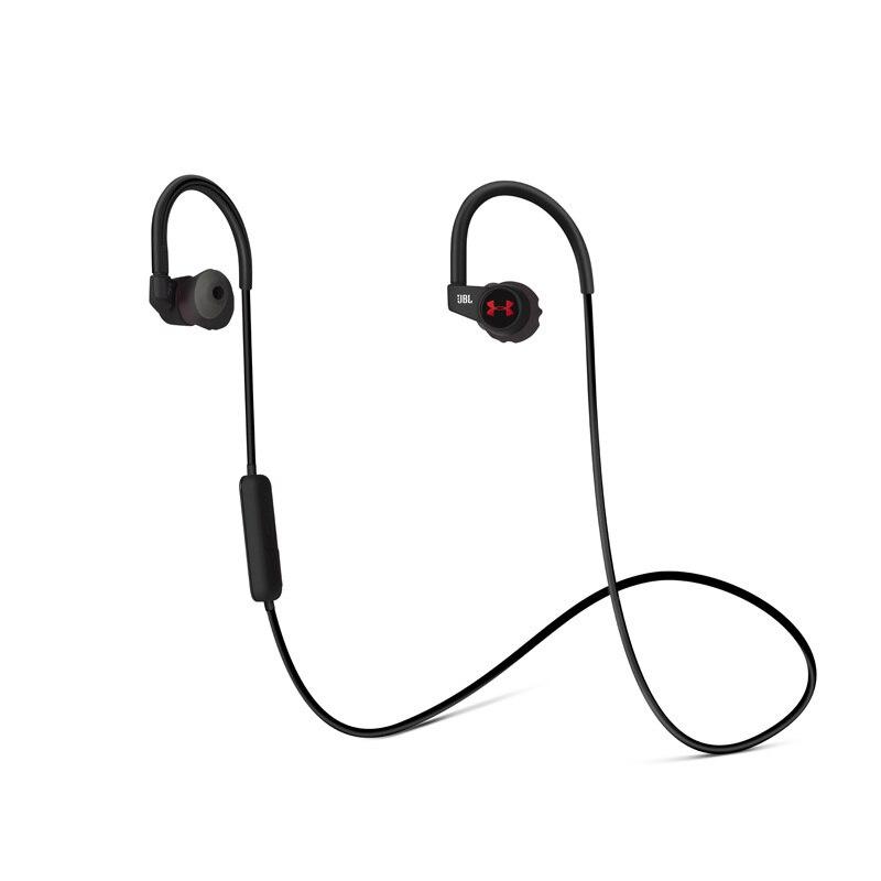 JBL UA fréquence cardiaque Bluetooth casque Sport casque IPX5 étanche Sweat écouteurs sans fil avec micro