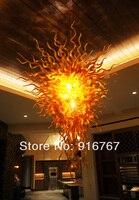 C175 висит Стекло светодиодный Люстра Свет Лампы