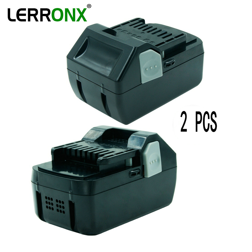 NEW For Hitachi 4.0Ah 18V Battery BSL1840 BSL1830 BSL1815X 330139 Lithium Tools