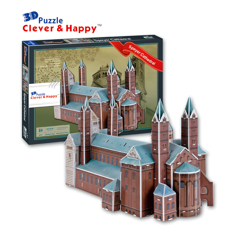 Germany Building Toys For Boys : Speyer cathedral reviews online shopping