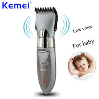 KEMEI Washable Electric Professional Hair Clipper Hair Trimmer Rechargeable Hair Cutting Machine maquina de cortar cabelo KM 605