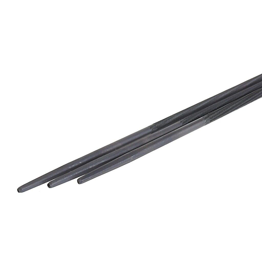 3x Pro 4mm Runde Kettensäge Kette Dateien Einreichung Spitzer Für Holz Neue 2017 Handwerkzeuge