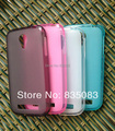 Fly IQ4404 Spark Free shipping Best selling in stock Best gift Gel Cases Jelly Back Anti-Skid Cover