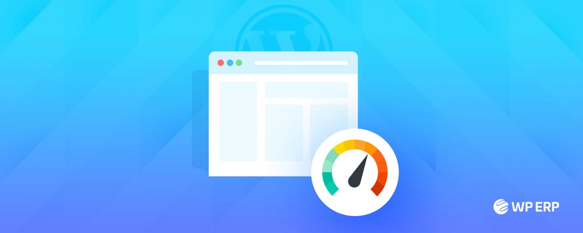 WordPress网站提速性能优化服务 第1张