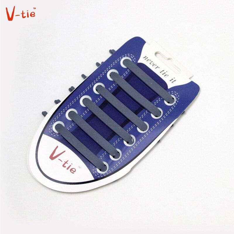 1 Set 12pcs Mens Grey Luminous Unisex Lazy Shoelace Buckle Flat Arrow Head Bracelet Canvas Leisure Sports Shoes Silicone Elastic