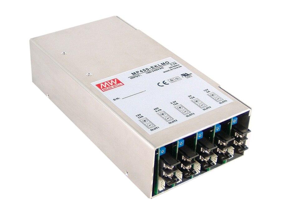 3MEAN WELL original PFC-1000 meanwell MP1K0 MP450 450W/650W/1000W Modular Power k well kwsr01 03