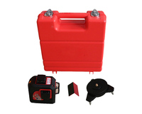 Laser Level 5 Lines 6 Points Level With Tilt Slash Function 360 Rotary Self Lleveling Outdoor