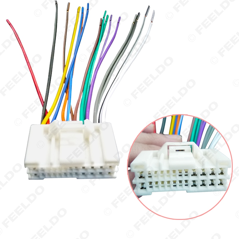 Compare Prices On Hyundai Radio Wiring Online Shopping Buy Low